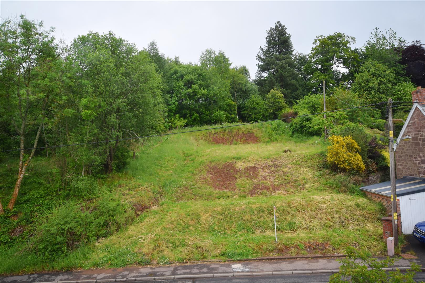 Plot Dunkeld Road